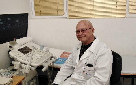 Д-р Феодор Протопопов